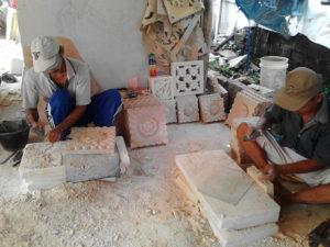 Anugrah Sukses Mandiri Relief batu alam