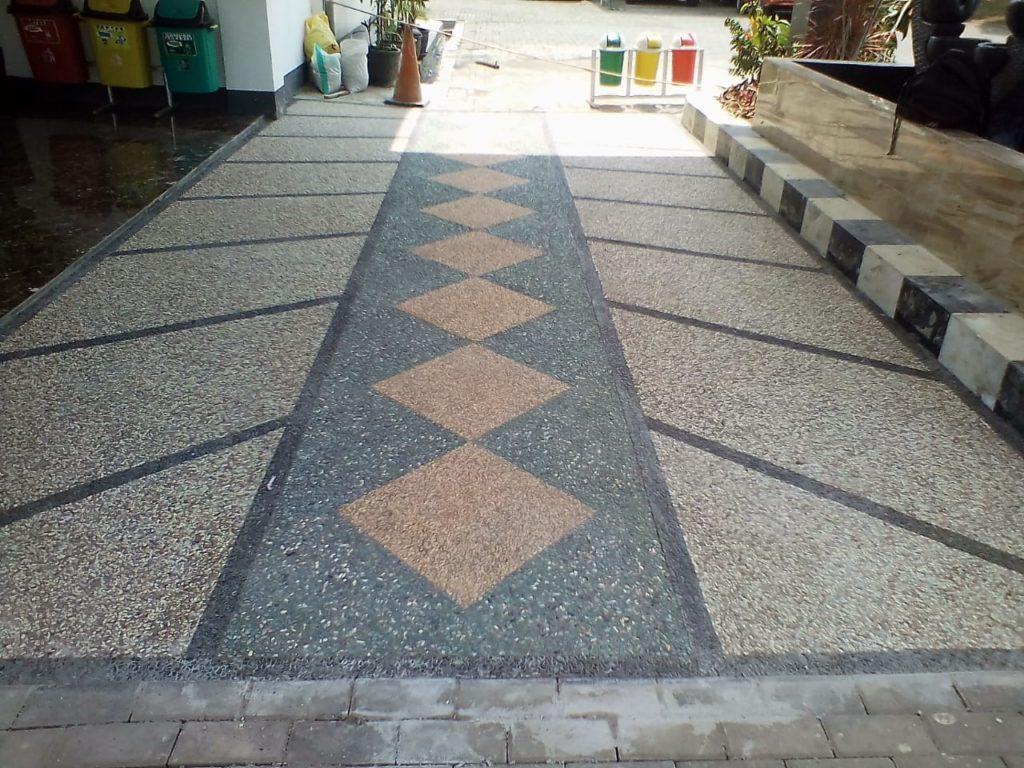 Pemasangan Lantai Carport Padalarang Bandung