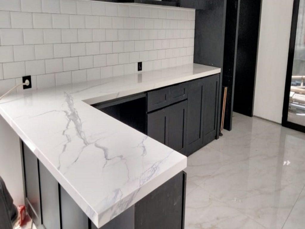 Marmer Compress Bianco Statuario